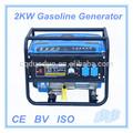2kw generador de gasolina conjunto 2014 nuevo tipo aprobado por la ce