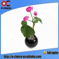 Comercio al por mayor Fake Lotus Flower Artificial Decoración