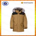 Parka de encargo chaqueta de invierno/parka de nylon chaqueta de venta al por mayor