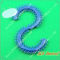 ortodoncia Elástico lazo separado