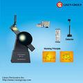 Goniofotometro para medir flujo luminoso