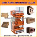 WT1-10 Brick Interlocked que hace la máquina