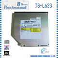 Ts-l633 blu ray dvd rw/unidades del quemador