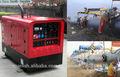 400A motosoldadora a diesel para soldar tuberia linea de petroleo