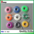 colorido fornecedor dental ortodontia poder fábrica de cadeia