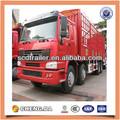 China sinotruk howo 8*4 de carga de camiones para la venta