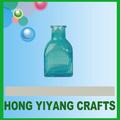 150ml la botella azul de vidrio para perfume