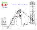 siegerschau concreto tipo planta de hormigón con el ce y iso9001 certificado