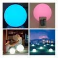 2014 ebay china muebles de la bola del LED