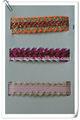 Alta qualidade tecido/malha fita/cinto trançado/webbing fita