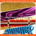 técnico de gelatina en polvo para la industria textil