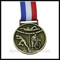 bronce antiguo personalizado medalla de metal