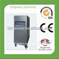 estática de convertidor de frecuencia 50hz a 60hz