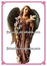 personalizado baratos resina de la madre de dios estatuilla al por mayor