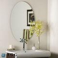 excelente calidad de plata espejo decorativo de fábrica de laminado