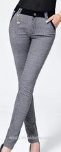 la costumbre de nuevo diseño de moda para mujer pantalones de poliéster
