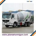 nueva 8m3 camión de mezcla de concreto con precio competitivo