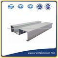 de aluminio de extrusión de perfiles precio de fábrica
