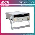RF 9 dígitos del contador de frecuencia 3.7GHz MCH FC3000