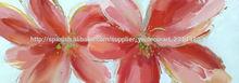 imágenes de la pintura sobre lienzo