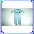 Algodón orgánico del bebé de los mamelucos al por mayor de ropa de bebé