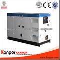 Generador de diesel de alta calidad con el pabellón