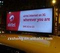aliexpress español de señal de taxi techo para la publicidad