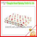 tecido estampado cobertores baratos