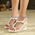 calçar sapatos de verão sandálias da moda para meninas ph2408