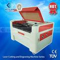 ventas co2 láser grabador de la máquina para el precio de regalo grabador/no materiale