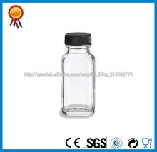 claro vacío botellas de vidrio venta