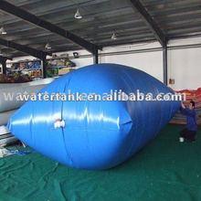 pvc flexible del tanque de agua de lluvia deposito de riego en el desierto