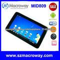 """GPS VIA8850 PC de la tableta del androide 4.2 10 """""""