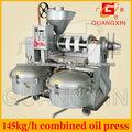 alta calidad de la máquina productora de aceite de semilla de cáñamo