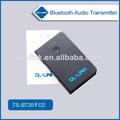 Nuevo producto activo inalámbrica bluetooth transmisor de audio con a2dp v1. 2, adaptador para tv, altavoces