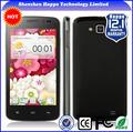 G7108 4.3 pulgadas, pixel 480*800 512mb+4g mtk6572 de doble núcleo 1.3 ghz de doble núcleo ipro teléfono celular