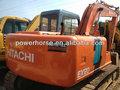 Caliente!!! Usado hitachi ex120 excavadora