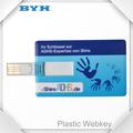Usb web de papel de cartón clave de diversos personalizado usb webkeys webkeyregalos papel de folleto.