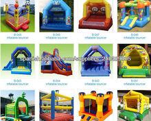 inflable castillo inflable, gorila casa, tierra de salto, salto inflable mini bouncer