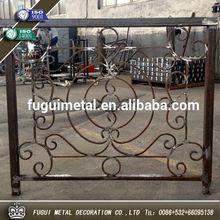 de lujo de ornamentales de hierro forjado diseños valla