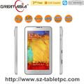 Portátiles baratos chinos pc tableta de 7 pulgadas con Android 4.2 con TV 3G GPS Bluetooth de doble cámara