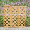 al aire libre jardín pequeño temporal vallas de madera para la venta