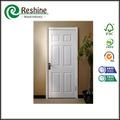 simple diseño interior hdf imprimación whtie losa de la puerta