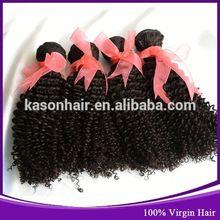 barato mejores productos de venta al por mayor indio virgen cabello rizado
