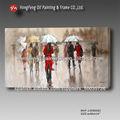 El realismo de moda lienzo señora pintura al óleo nhf-13090063