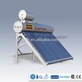 Pre- climatizada solar del calentador de agua con bobinas de cobre de intercambio de calor( 200l)