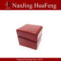 china venda quente luxo em madeira caixas de anel para crianças
