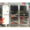 de aluminio de alta calidad puertas francesas exteriores para edificios
