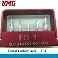 Dentaires bourse carbure / CE fraises dentaires