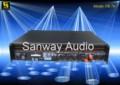 Caja de sonidos de amplificador digital FB-7K